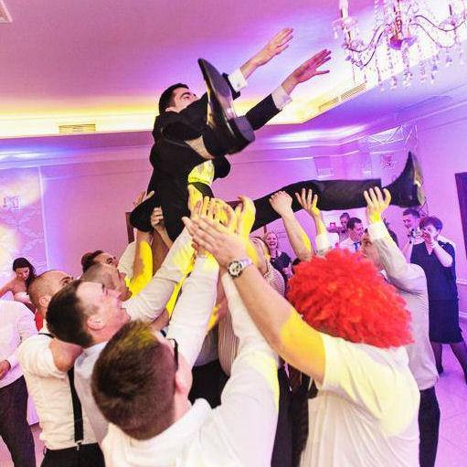Dynamiczne wesele? Tak aby Wasi goście nie odczuli nudy